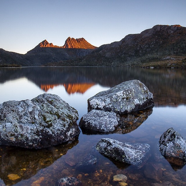 A beautiful evening at Cradle Mountain I am off veryhellip